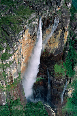 Salto Angel Highest Waterfall in World Venezuela