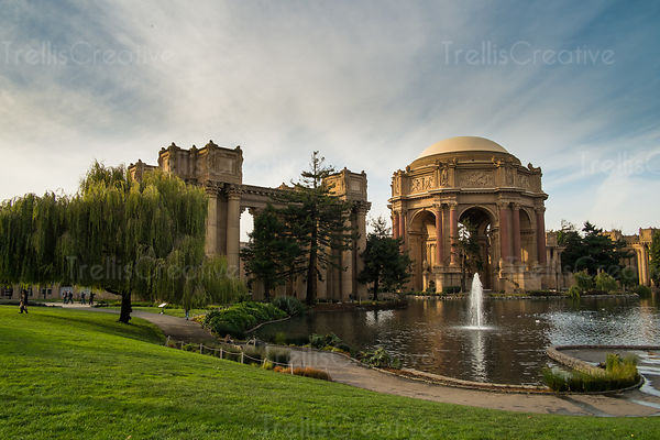 Palace of Fine Arts Theatre in San Francisco, California