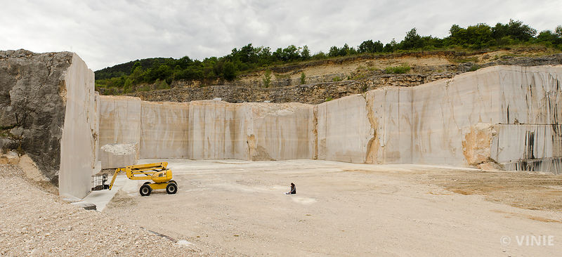 Quarries of BOUGOGNE -  Vill'Art Festival 2016 - Photo Alex Perret