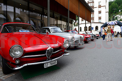 Cars Passione Engadina Historic Italian Cars photos