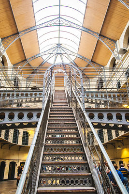 Kilmainham Central Staircase (Vertical)- Dublin, Ireland