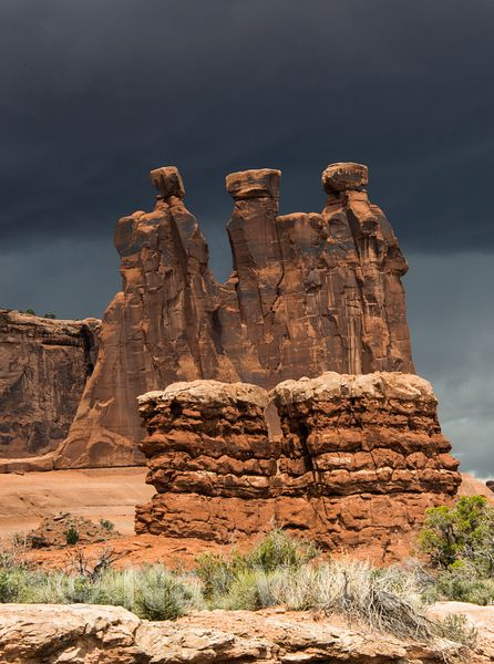 Arches and Canyon Lands photos