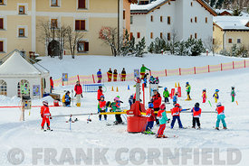 Childrens ski school
