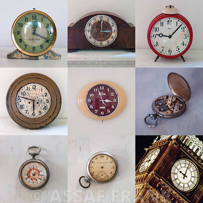 Clocks photos