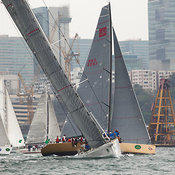 ROLEX CHINA SEA RACE 2014 photos