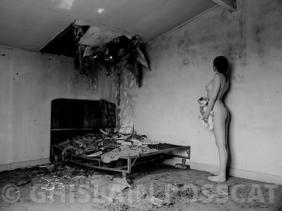 erotic pixs doll on a bed urbex