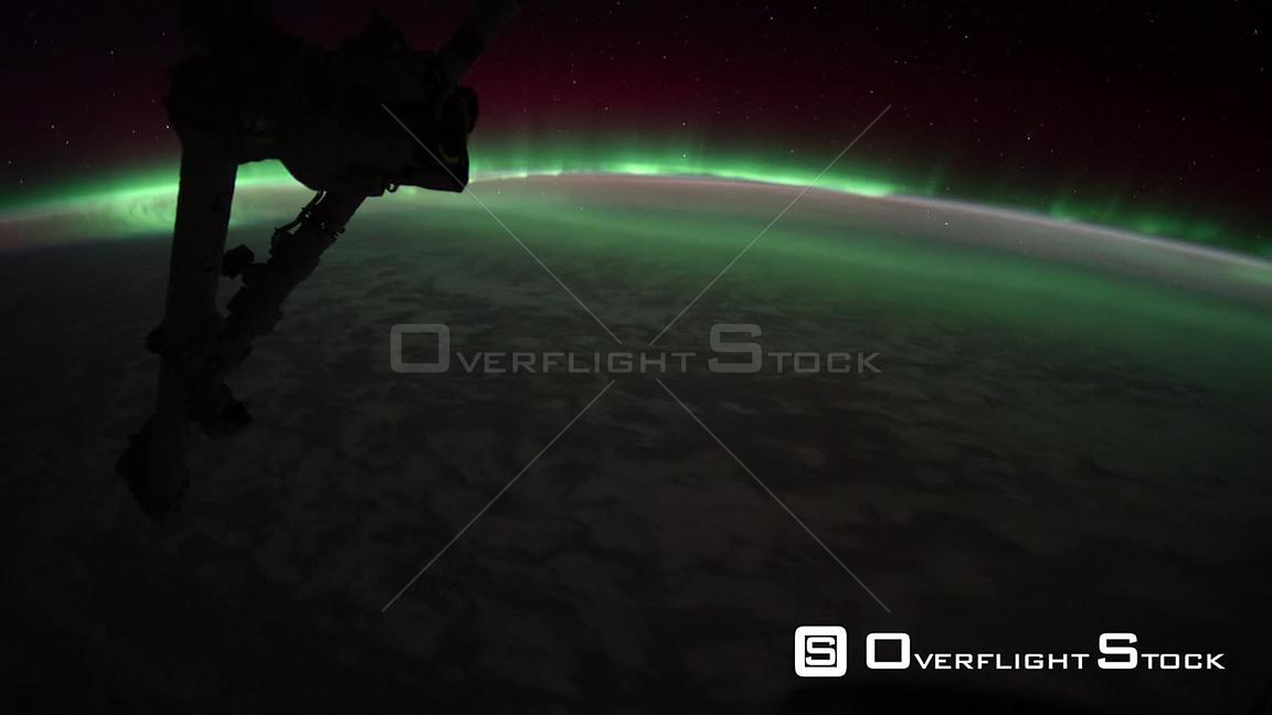 TimeLapse ISS Indian Ocean Australis 25 Apr 2012 from Space
