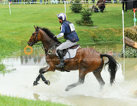 Gubby Leech and XAVIER - CCI***