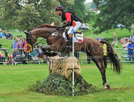 Alex Hua Tian and DON GENIRO - Event Rider Masters CIC***
