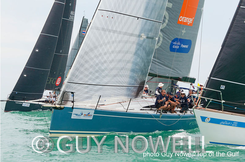 Top of the Gulf Regatta 2015
