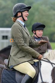 Emma Cross - The Cottesmore Hunt at Marefield 26/8