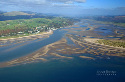 DYFI ESTUARY, ABERDYFI AND YNYSLAS photos