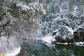 Winter Along the Feather River #2