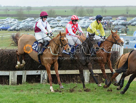 The Open Ditch - Maiden Div I - Cottesmore at Garthorpe