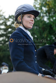 Harriet Gibson - Boxing Day Meet of the Cottesmore Hunt, Oakham 26/12
