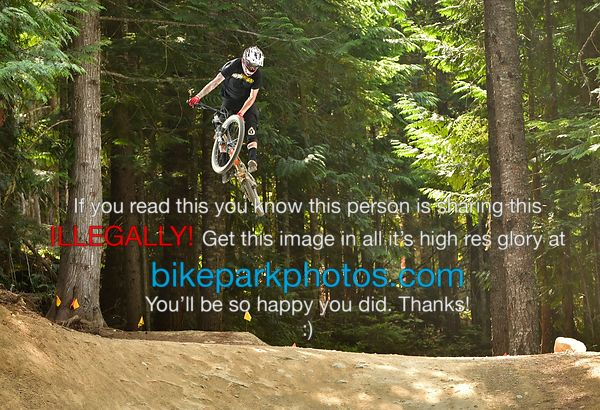 Tuesday July 31st Aline Tombstone bike park photos