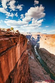 Toroweap overlook, Grand Canyon, Arizona, USA