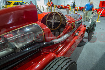 Passione Engadina - Ferrari 70 Years Jubilee Exhibition St.Moritz photos