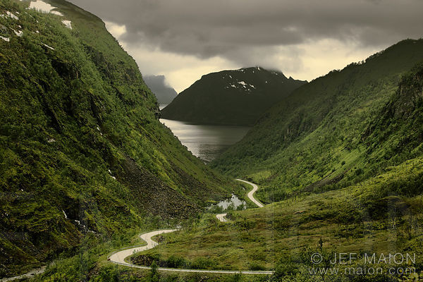 Rainy Norway images