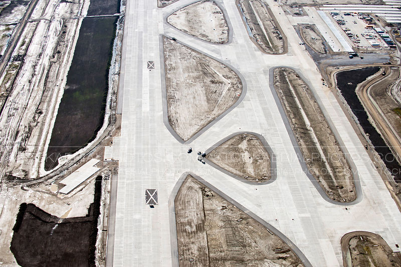 Calgary International Airport New Runway
