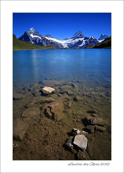 Lac de Bachalpsee - Grindelwald