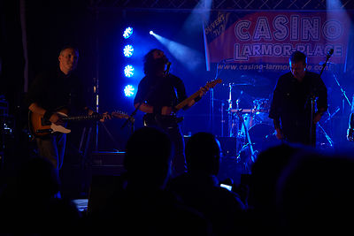 Empty Spaces • Live Larmor-Plages 2014-08-20