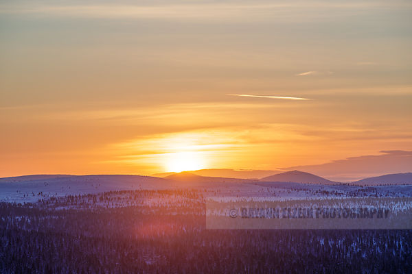 First sunrise after the Polar Night