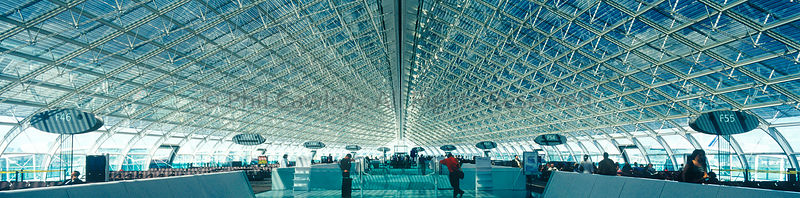 Charles de Gaulle airport, Paris France