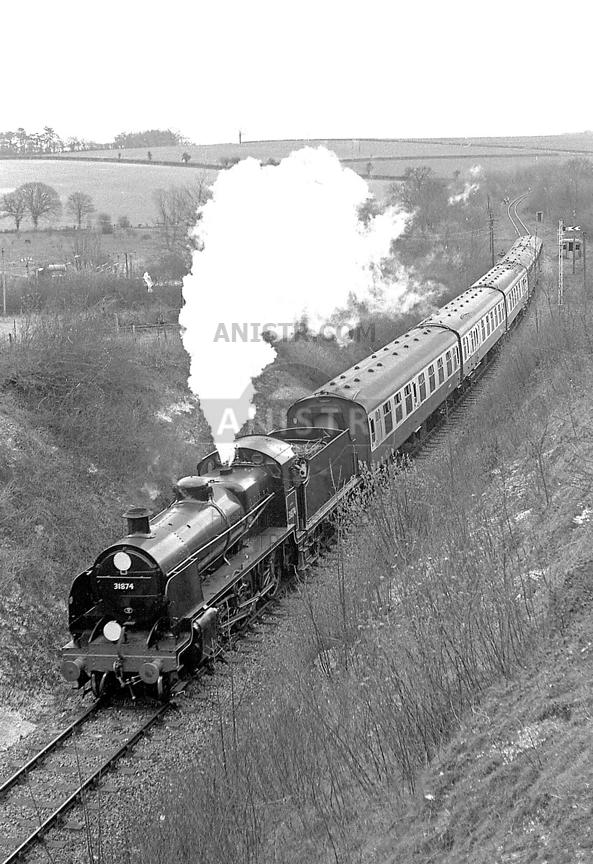 PHOTOS OF RAILWAY PRESERVATION IN BRITAIN photos