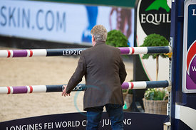 Longines FEI World Cup™Qualification for FEI World Cup - Jumping  - PARTNER PFERD Leipzig
