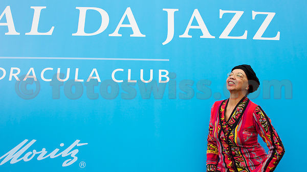 Othella Dallas & Orchestra at Festival da Jazz Live at Dracula Club St.Moritz