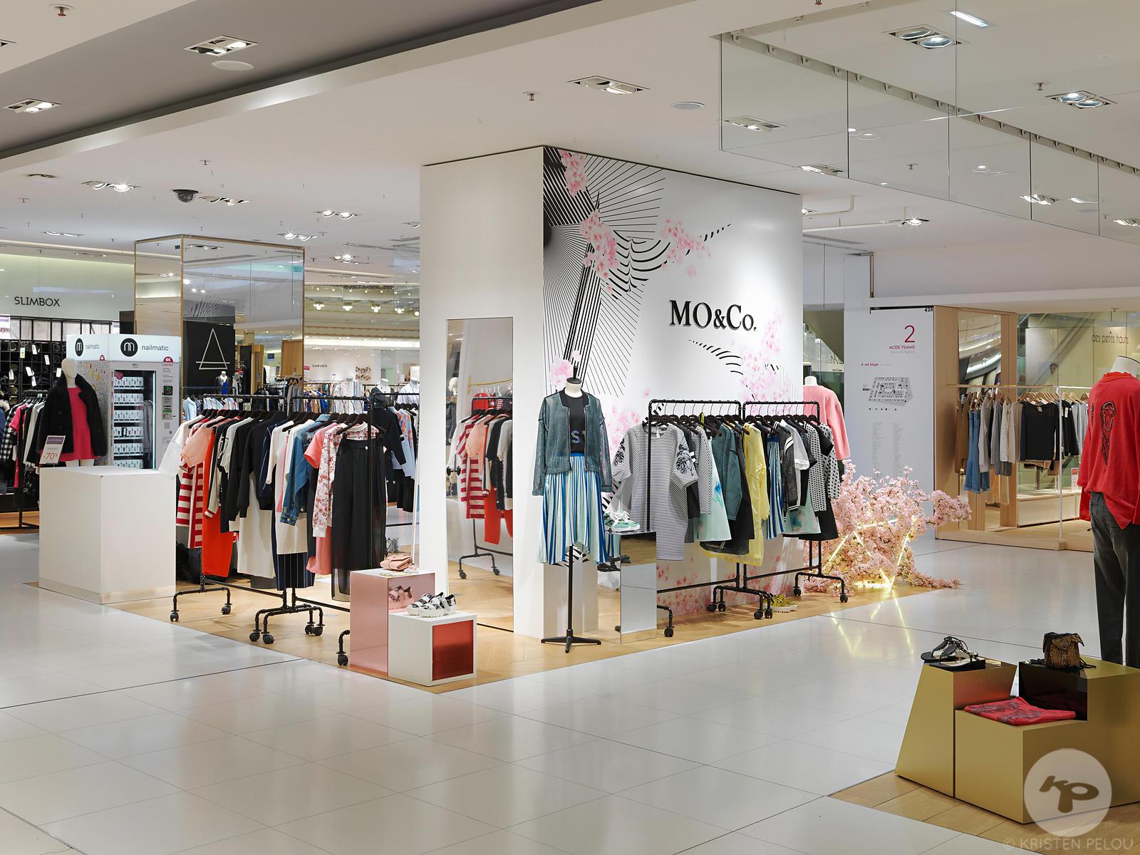 Architecture photographe paris retail interior more mo for Interior design lafayette la