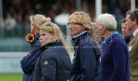 Ruth Edge, Catherine Austen - Burghley 2015