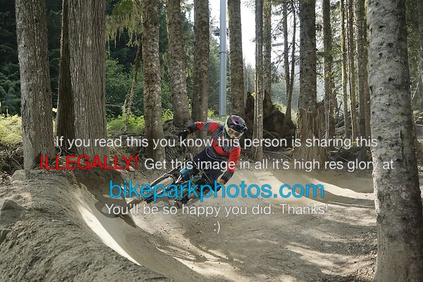 Friday July 27th Ninja Cougar bike park photos