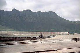 George Hallett, Cape Town