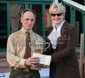 Prince of Wales Cup  - Belvoir Hunt Point to Point 24/3/12