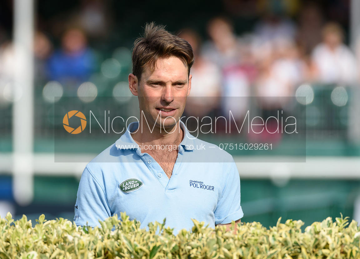 Harry Meade, Land Rover Burghley Horse Trials 2018