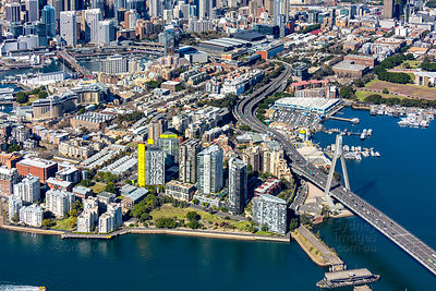 Pyrmont Waterfront Properties