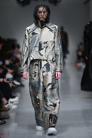 London Fashion Week Men's - GQ Chine Presents Ximon Lee