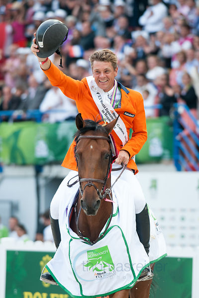 WEG Show Jumping Final four - Sunday 07.09.2014 photos