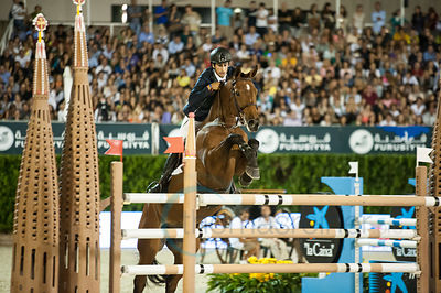 CSIO BARCELONA 2013 - COMPETITION No 8 Queen's Cup Segura Viudas Trophy imagenes