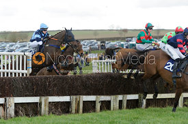 Race 2 - PPORA Members - Cottesmore Point-To-Point, Garthorpe, 28/2