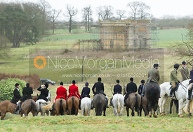 Posing for photo above the meet at Croxton Park