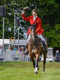 Harry Meade and WILD LONE - Mitsubishi Motors Badminton Horse Trials 2014