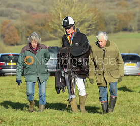 Harry Macleod - The Melton Hunt Club Ride