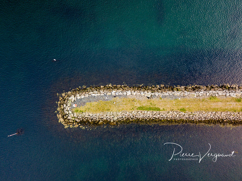 image aerienne - photo de drone mayotte