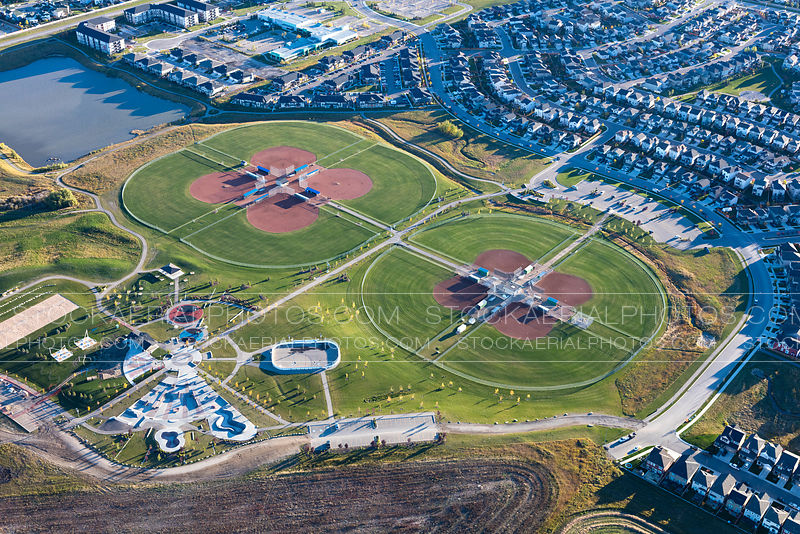 Chinook Winds Park, Airdrie