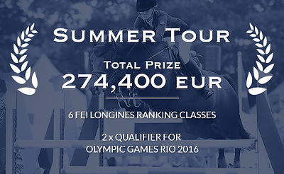 2015_CSI2*/3* Baltica Summer Tour photos