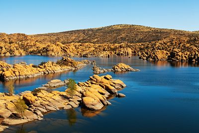 Watson Lake - Prescott Arizona USA