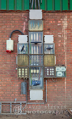 High Voltage Fuse Board